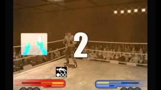 Selostus Rocky Marciano vs Joe Louis Don King Boxing Wii