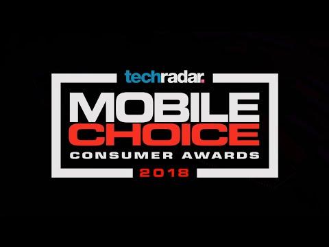 Video Highlights : TechRadar Mobile Choice Consumer Awards 2018