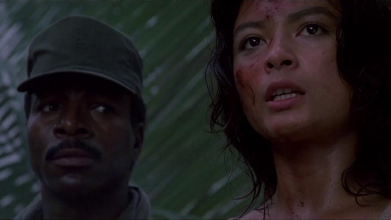 Predator 1 (1987) - Wenn es blutet, können wir es töten
