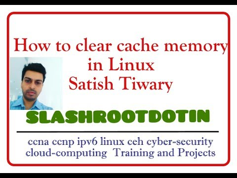 How To Clear Cache Memory In Linux