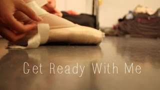Get Ready With Me: Ballet Edition | Jasmine