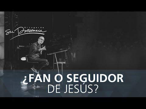 ¿Fan o seguidor de Jesús? - Andrés Corson - 9 Septiembre 2015