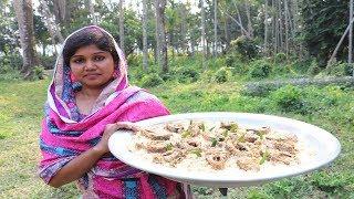 Bengali Ilish Pulao recipe | Hilsa Fish Pulao Recipe | Delicious Hilsa Pulao Cooking In my Village
