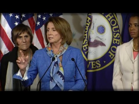 PELOSI BLASTED BY PRANK CALLS AFTER GUCCIFER 2.0 RELEASES PERSONAL INFO OF DEMOCRAT TRAITORS