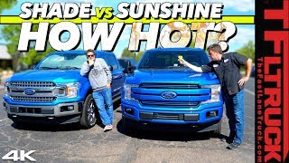 Do Sun Shades REALLY Keep Your Truck Cool? We Test Them To Find Out - Real Answers S.1 Ep.1