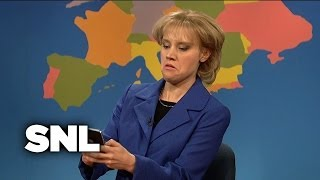 Weekend Update: Angela Merkel on NSA Wiretapping - SNL