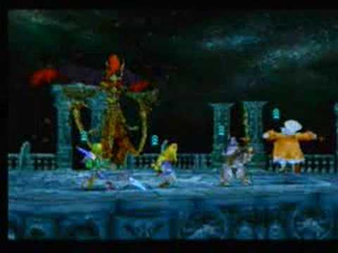 FFIX - Memoria (6) - The Earth Chaos: Lich