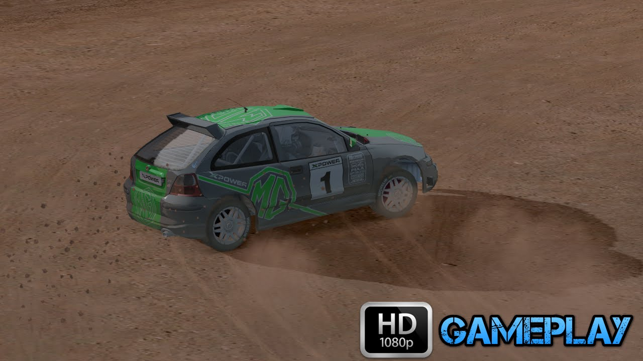 colin mcrae rally 3 gameplay mg zr youtube. Black Bedroom Furniture Sets. Home Design Ideas