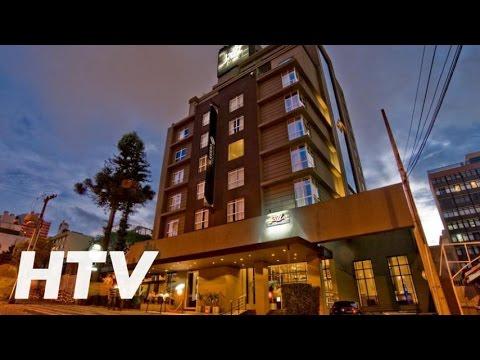 Hotel Slaviero Conceptual Full Jazz en Curitiba