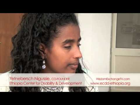 Wisdom Exchange TV host Suzanne F Stevens presents: Yetnebersh Nigussie Interview, Ethiopia