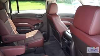 2015 Chevrolet Suburban LTZ Видео Тест драйв 2015 Шевроле Субурбан LTZ Авто из США