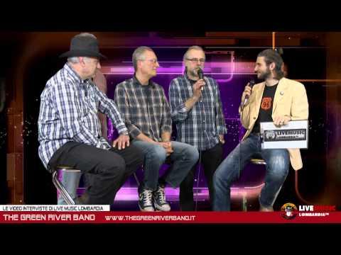 Le Video Interviste di Live Music Lombardia - The Green River Band