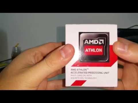 [UNBOXING] APU KABINI AMD ATHLON 5350 2.05GHZ