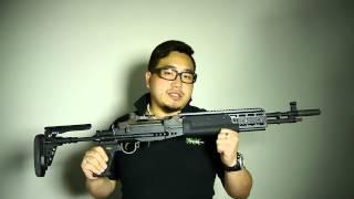 WE M14 EBR Mod 0 and Mod 1!!!