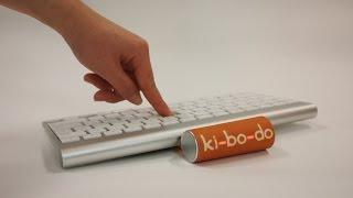 ki-bo-do : キーボードのための気持ちを伝える入力インターフェース thumbnail