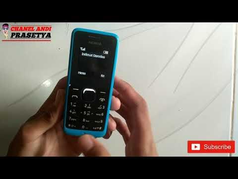 Cara Hard Reset Hp Nokia 105 Jadul Kesetelan Pabrik Dengan Menggunakan Kode