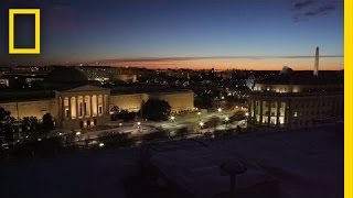 Time-Lapse: Watch 'Snowzilla' Belt D.C. In 60 Seconds