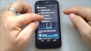 Moto G Configurações e ajustes parte 01 de 04 - Redes