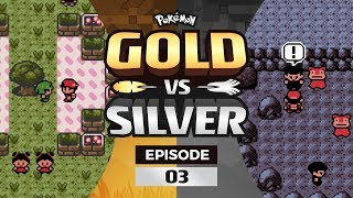 Pokemon Gold and Silver Versus - EP 03 | Battle Of The Items!