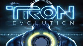 ► TRON: Evolution - The Movie | All Cutscenes (Full Walkthrough HD)
