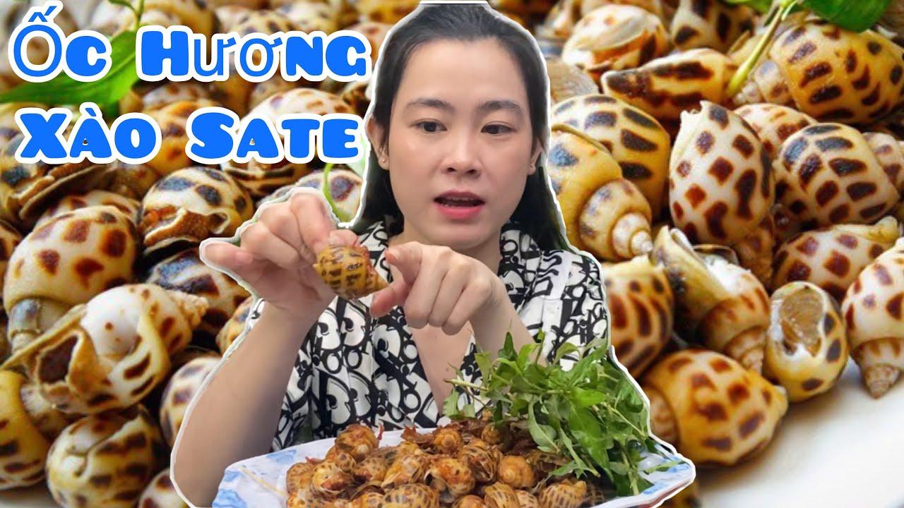 Ốc Hương Xào Sate | Ngân Top Official | 130