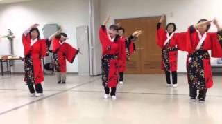 出雲阿国舞踊団の皆さんの踊りです!