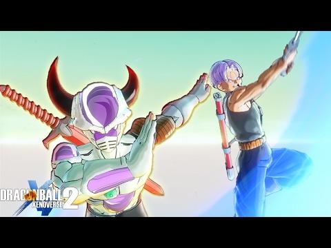 BEST SIGNATURE FINISHING ATTACKS!? | Dragon Ball Xenoverse 2 Random Battles