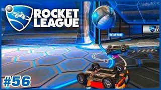 Teker patladı I Rocket League Türkçe Multiplayer I 56. Bölüm