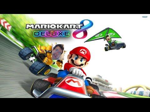 Mario Kart Duo Streaming! You Are Mine Mario!