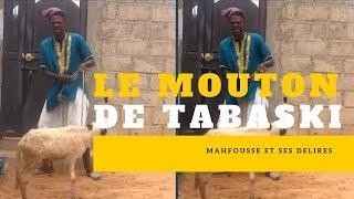 Mahfousse et ses délires dans Tabaski : Gros ou petit mouton?