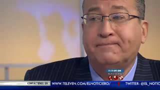 La Entrevista El Noticiero Televen - Primera Emisión - Lunes 24-04-2017