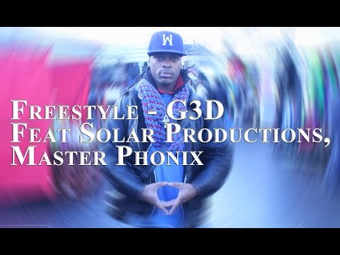 Freestyle - G3D Feat Solar Productions, Master Phonix