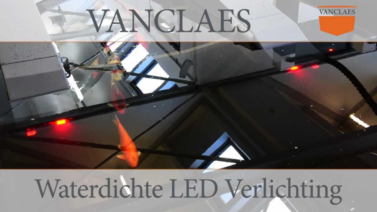Vanclaes Waterdichte LED-verlichting - YouTube