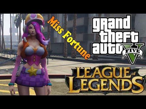 Miss Fortune League of Legends