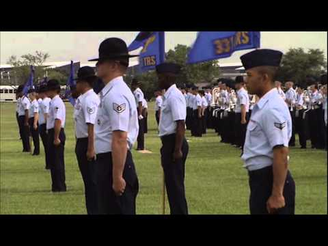 37th Traning Wing Change of Command Ceremony, June 20, 2014