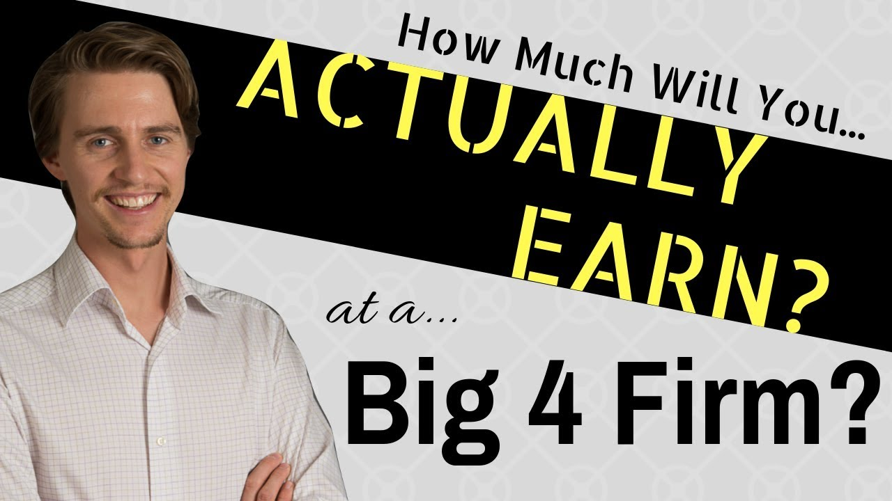 COMPLETE Big 4 Salary Guide