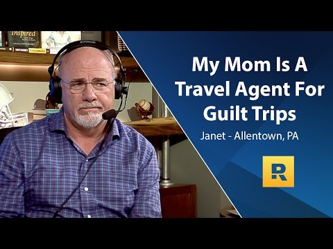 My Mom Is A Travel Agent For Guilt Trips