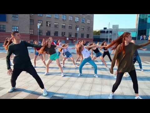Shut Up and Dance - WALK THE MOON Choreography by Z-Royal All Stars Dance Centre