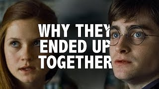 Why Ginny and Harry ended up Together - Harry Potter Fan Theory