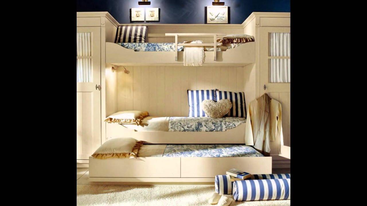 Как сделать двух ярусную кровать