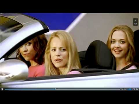 Mean Girls Get In Loser Were Going Shopping Youtube