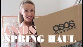 ASOS SPRING HAUL & TRY ON // SPRING 2019 // Fashion Mumblr
