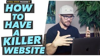 5 Reasons Why You Need A Website For Flipping Real Estate