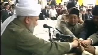 Pledge of Allegiance - Islam Ahmadiyya