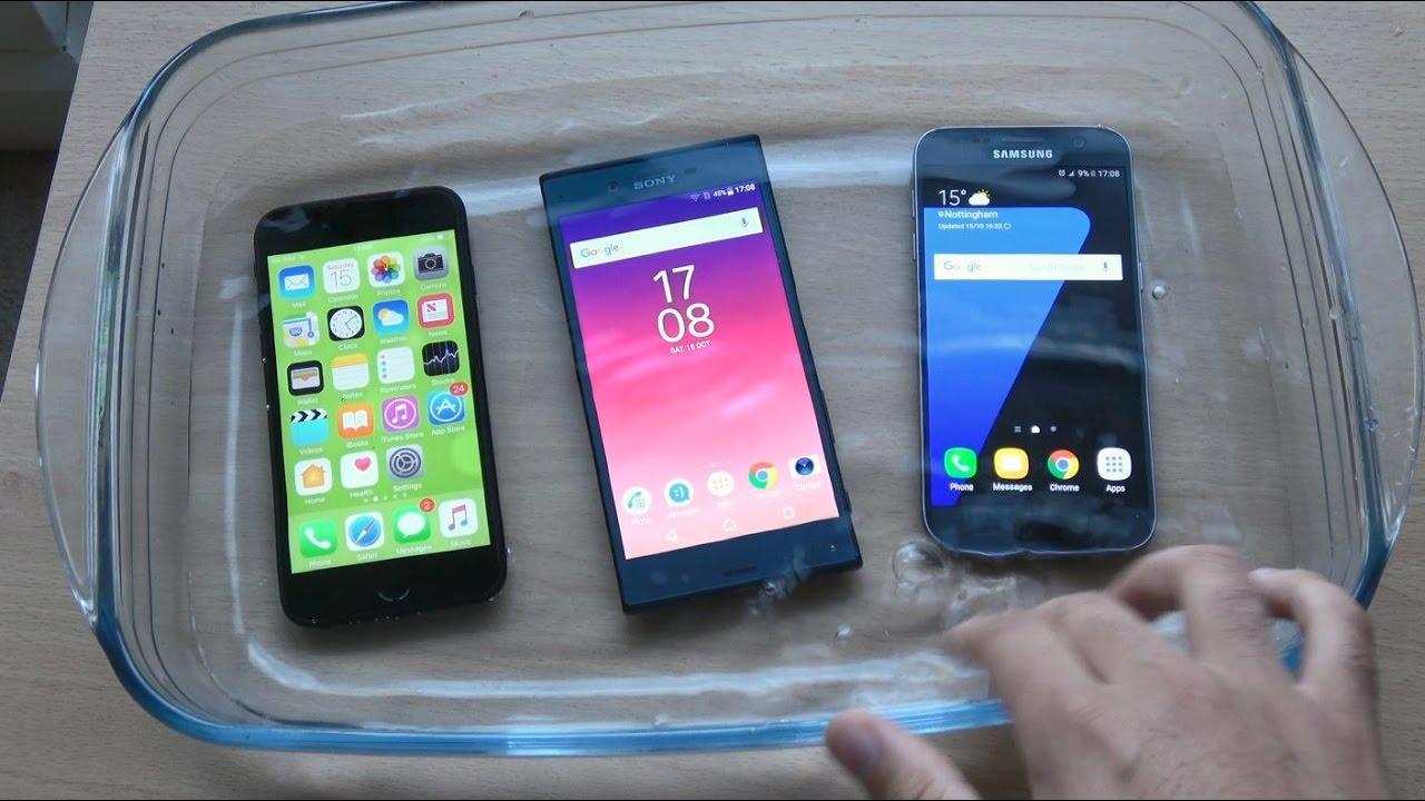 s7 vs iphone 6 vs xperia z3