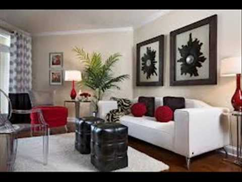 Very Small Living Room Decorating Ideas - YouTube - very small living room ideas