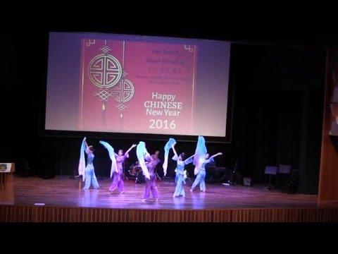 Fan Dance by Rachel, Wan Ting, Yan Bin, Joanna & Xuen Xuen