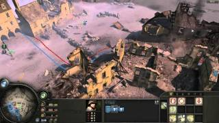 Company of Heroes Mission 3: Carentan