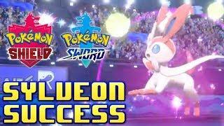 Sylveon Success! Pokemon Sword and Shield Competitive VGC 2020 Doubles Wi-Fi Battle