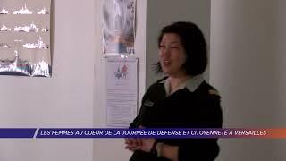 Yvelines | Les femmes au coeur de la journée défense et citoyenneté à Versailles